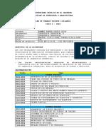 Syllabus de Tecnología Industrial II