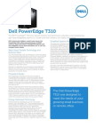 Server Poweredge t310 Specsheet En