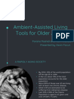 Ambient-Assisted Living Tools