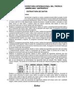 TAREA No 1 2018-1 Estructuras