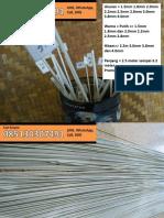 TERMURAH !!!, jeruji fiber buat sangkar burung, WA 0851-3030-7491