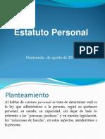 Estatuto Personal (DIP)-1