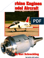 Gasturbine Engines for Model Aircraft