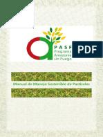 Manual de Manejo Sostenible de Pastizales Pasf Bolivia