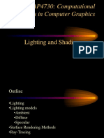 Lighting and Shading (2)