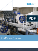 QMS Jaw Crusher Brochure
