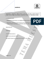 Los Principios Del Orff Schulwerk Y OTROS