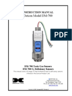 Detcon DM700 Toxic