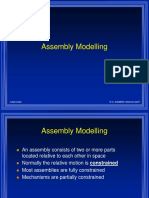 LECT7 Assembly Modelling