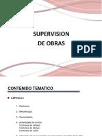 Supervision de Obras CIVILES