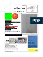 La gazette des sports #2