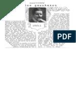 El Idioma Gauchesco Carlos Octavio Bunge CyC 1837 1933