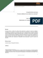 BRAGANÇA, M. Cartografias midiáticas