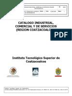 42589215 Catalogo Industrial Region Coat Zac o Al Cos
