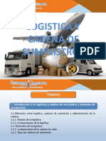 1.- Logistica y Cadena de Suministros