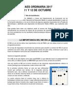 Informacion PAES 2017.