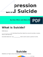 copy of depression and suicide