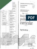 Díaz Barriga - Ensayos sobre la problem curricular.pdf