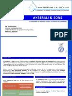 Akber Ali & Sons Karachi Client List