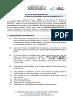 1- Edital Nead-uespi-uab n 008-17- Auxiliar Administrativo