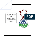 Evaluation of LCA Software Tools