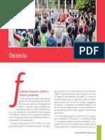 Gestión Resultados Sociales 2017 Docencia