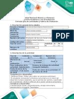 Guía de actividades y rúbrica cualitativa de evaluación - Fase 3 - e - Interacción socialok....docx