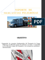Manual de Transporte de Sustancias Peligrosas