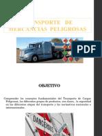 Manual de Transporte de Sustancias Peligrosas