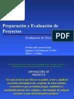 Introduccion a La Evaluacion de Proyectos