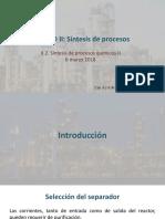 Diseño Industrial - Clase 4 RM