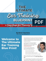 The Ultimate Ear Training Blueprint