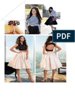 Modelos de Faldas