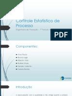 Controle Estatístico de Processo