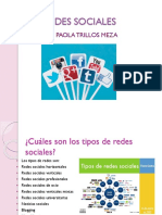 Diapositivas Redes Sociales