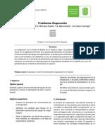 Preinforme Evaporación  (1)