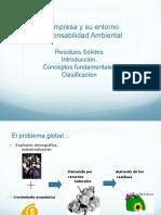 ClaseNº3 Residuos Sólidos