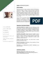 Cv. Cesar Farro Supervisor