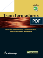 Transformadores Calculo Facil de Transformadores Y Autotransfor