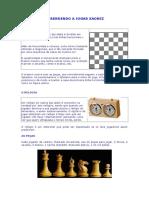 Aprendendo a Jogar Xadrez(1)
