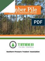 Timber Pile Manual