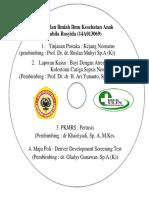 Format CD Anak
