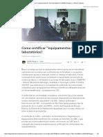 Como Certificar _equipamentos Ex_ Sem Laboratórios_ _ Estellito Rangel Jr