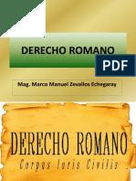 Derecho Romano 1 Unidad