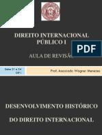 Dip I - Revisão