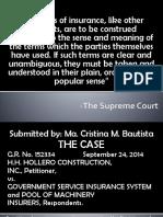 GSIS Case