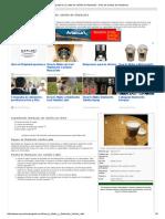 Cómo Preparar Un Latte de Vainilla de Starbucks