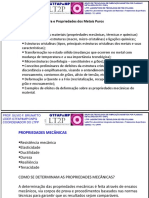 TM-229 Introdu__o Aos Materiais - Prof Silvio