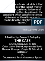 GSIS case digest