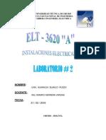 Instalciones II Informe 22